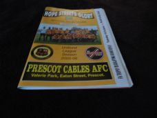 Prescot Cables v North Ferriby United, 2005/06 [FAT]